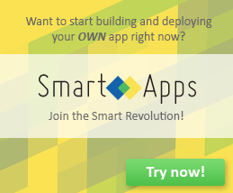 Register SmartApps 30 days trial